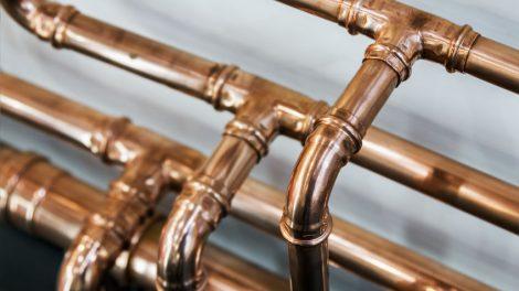csővezetékek és szerelvények